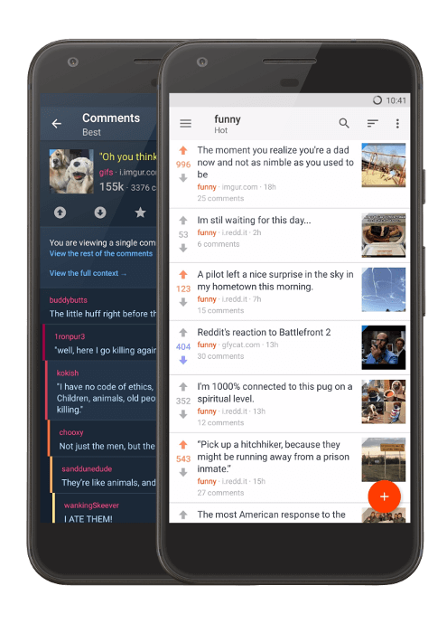 Boost – Best reddit browsing experience on Android